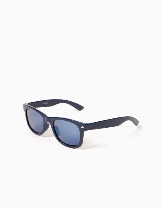 Óculos de Sol Azuis