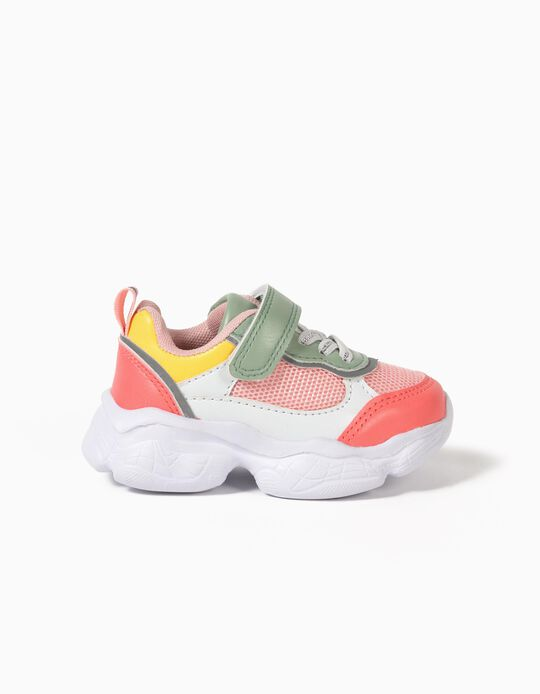 Colourful Trainers for Baby Girls