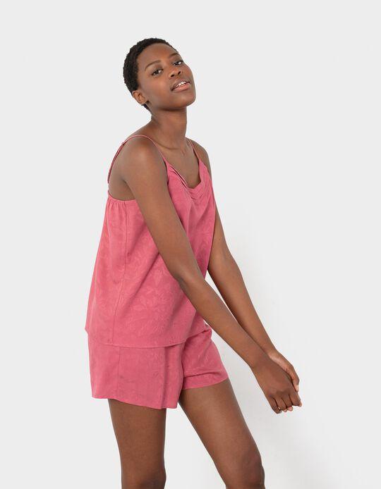 Sateen Pyjamas, Women