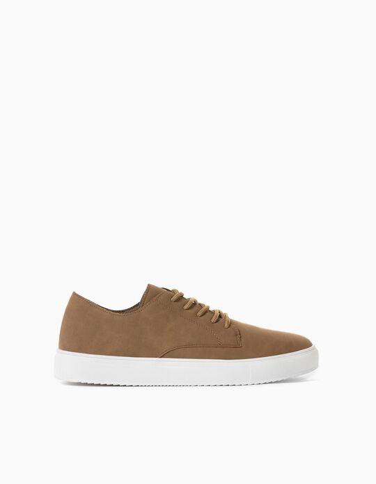 Sapatos Desportivos, Homem, Castanho