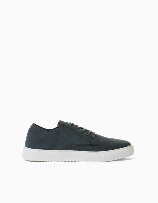 Sapatos Desportivos, Homem, Azul