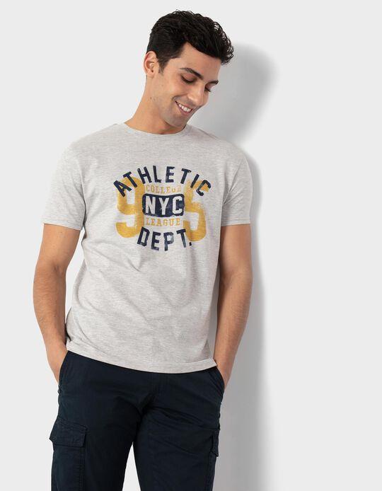 Athletic' T-shirt, for Men