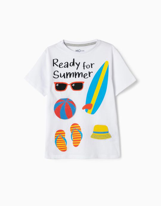 T-shirt Ready for Summer
