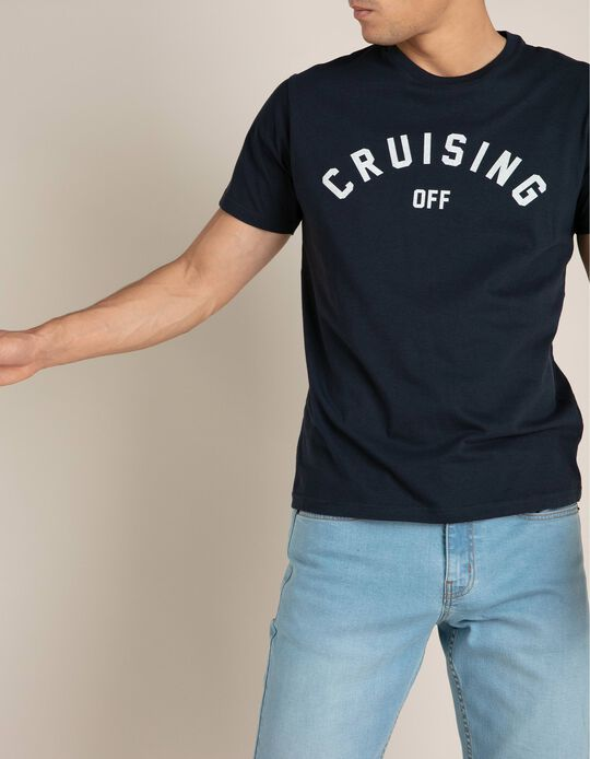 T-Shirt Cruising Off