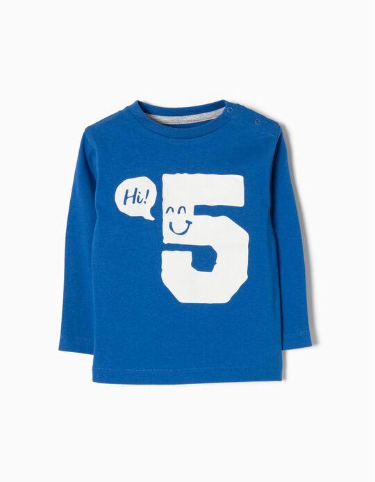 T-shirt Manga Comprida Hi5