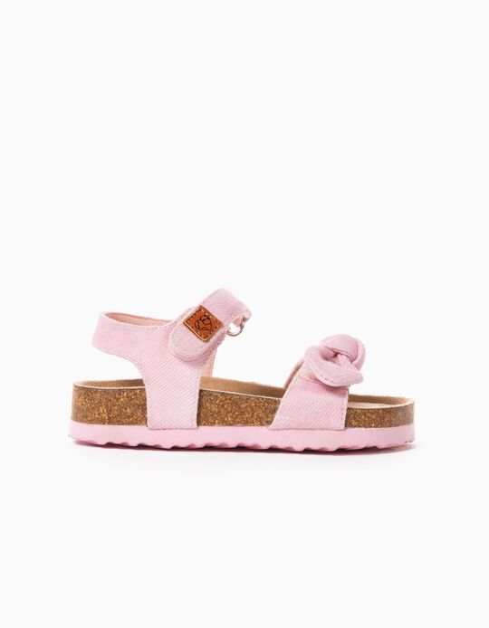 Eco-friendly Sandals, Baby Girls