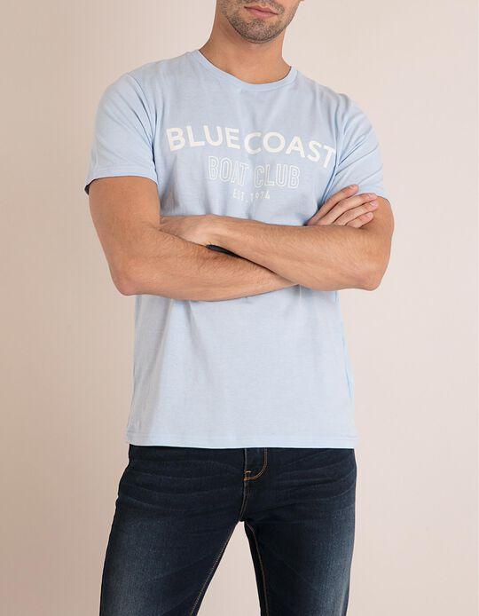 T-Shirt Blue Coast