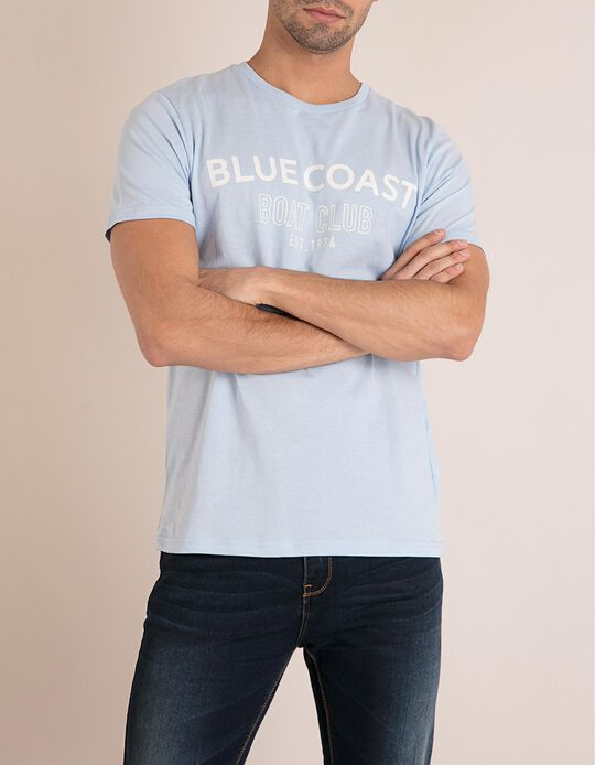 T-Shirt Blue Coast
