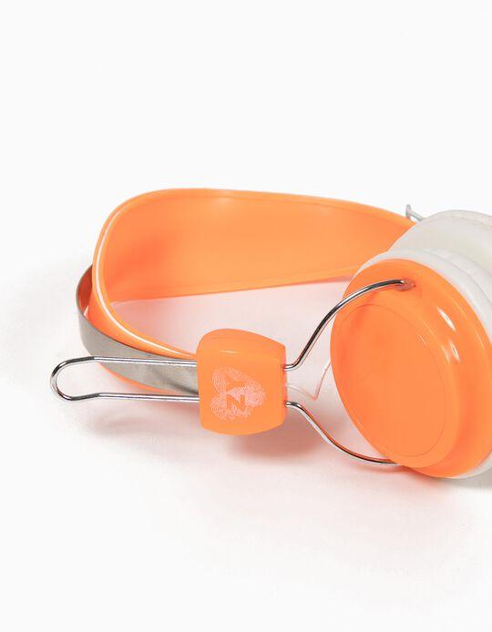 Headphones para Criança, Laranja