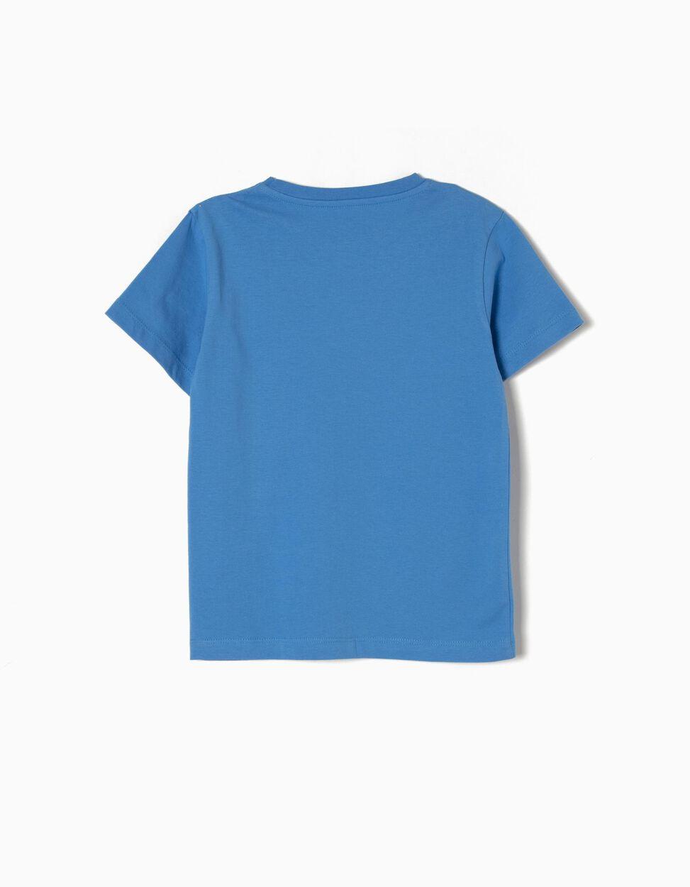 Pack 2 T-shirts Blue&Orange