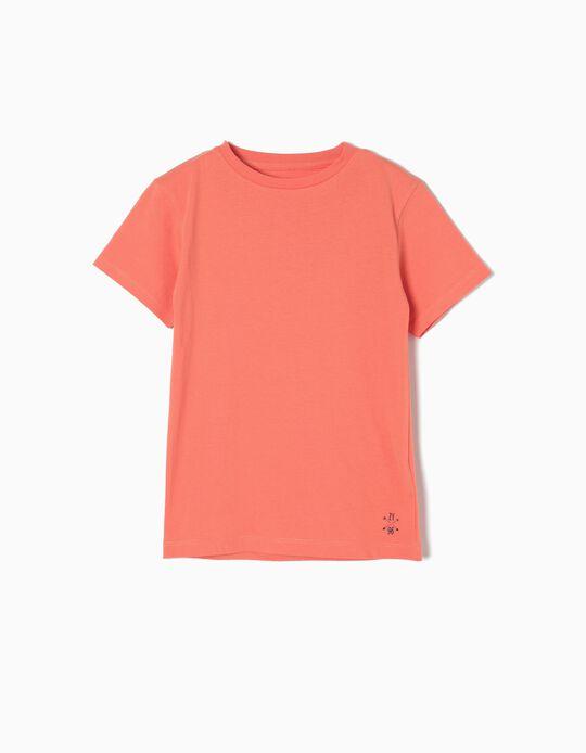 T-shirt Jersey Orange