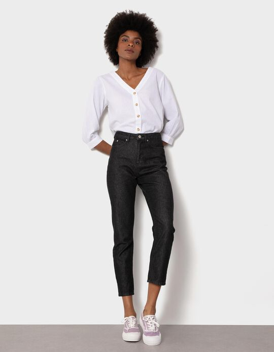 Mum Fit Jeans, Women