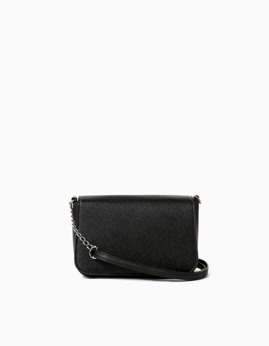 Small Crossbody Handbag, Black