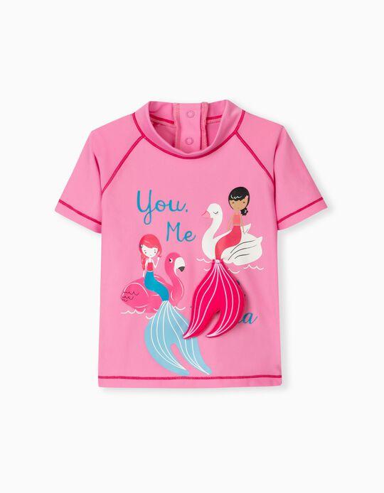 T-shirt de Banho, Proteção UV 50+