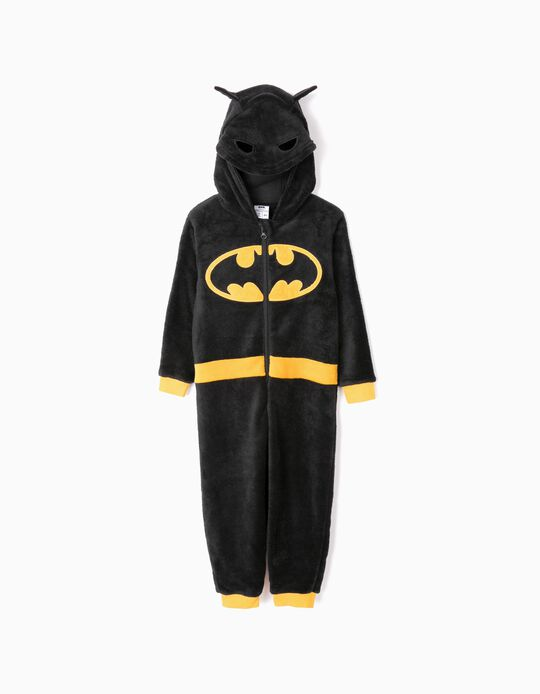Onesie for Boys 'Batman', Black