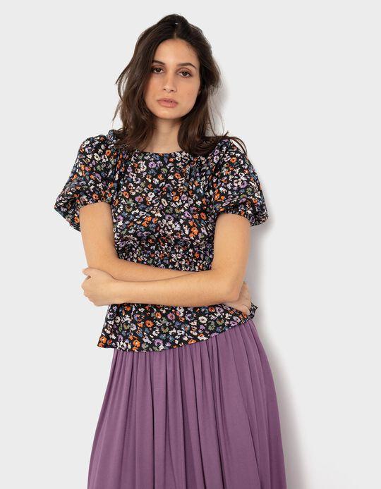 Midi, Loose-Fitting Skirt for Women