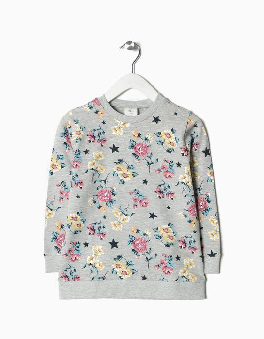 Sweatshirt flores