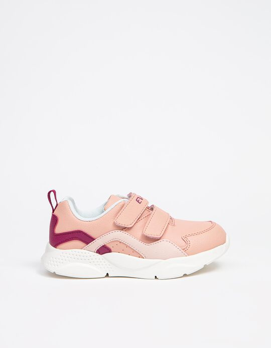 Chunky Trainers, Girls, Pink