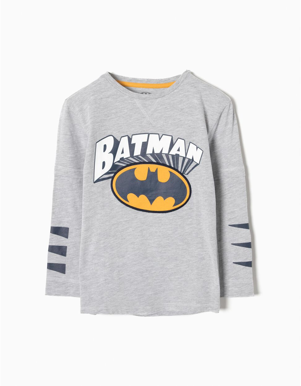 T-shirt Mangas Compridas Batman