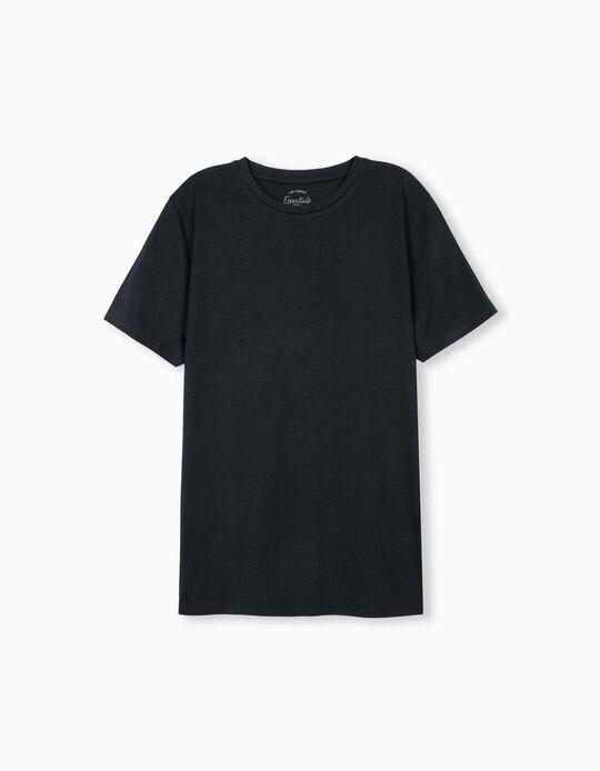 Cotton T-Shirt, Mo Essentials