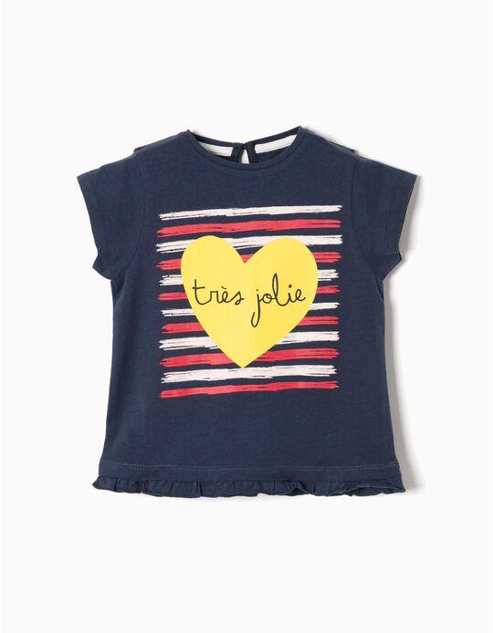 T-shirt Jolie