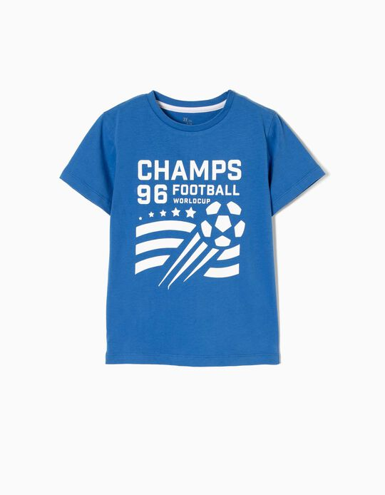 T-shirt Football Champs 96