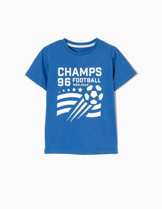 T-shirt Football Champs 96