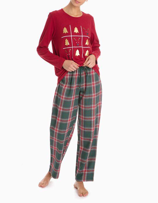 Calças De Pijama