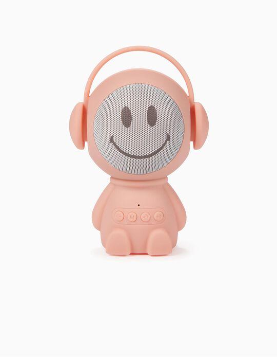Portable Speaker, Pink