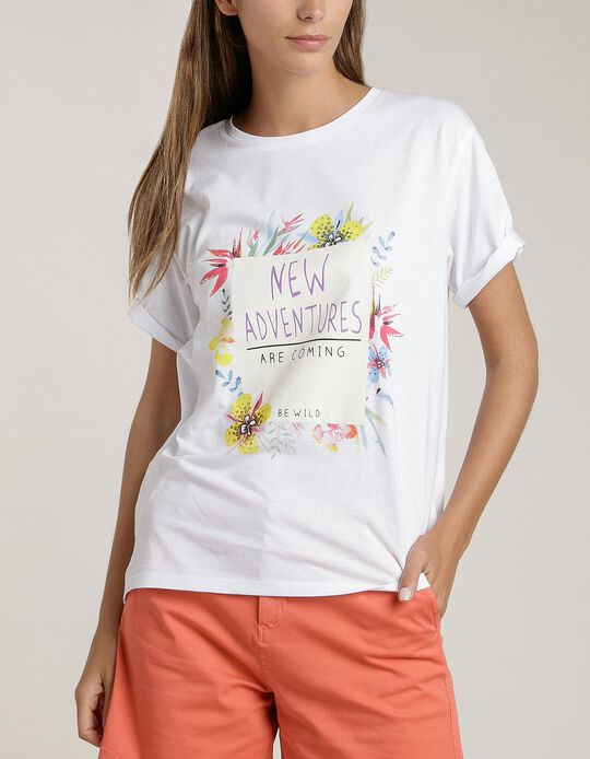 T-shirt Estampado