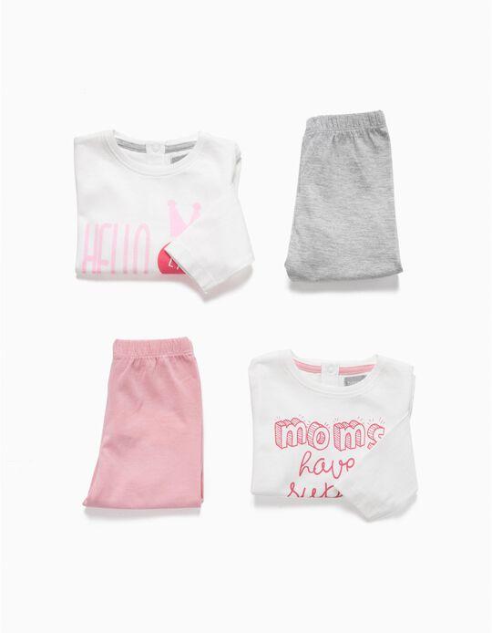 Pack 2 Pijamas