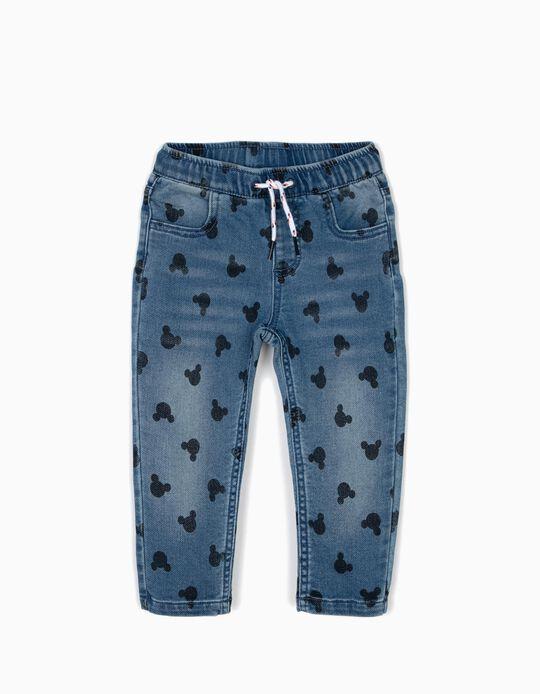 Calças de Ganga Mickey