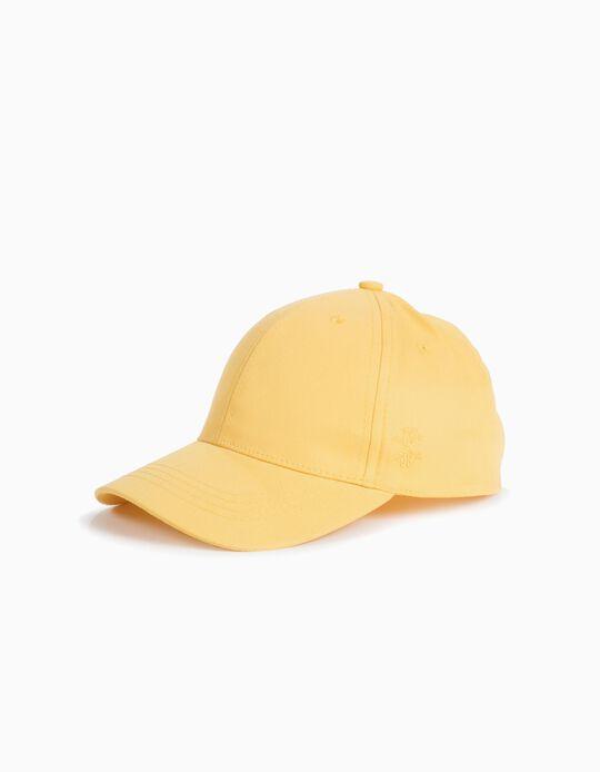 Boné Amarelo
