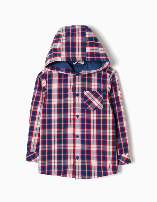 Camisa com Capuz