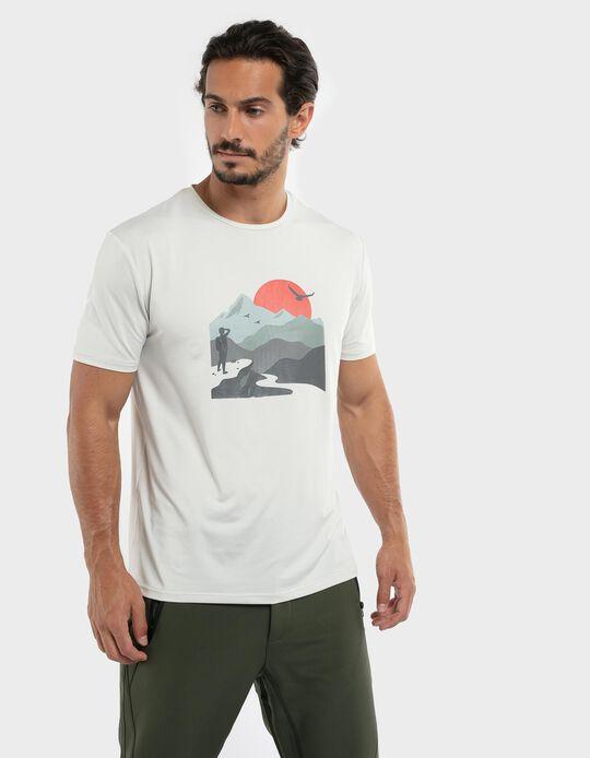 T-shirt estampado