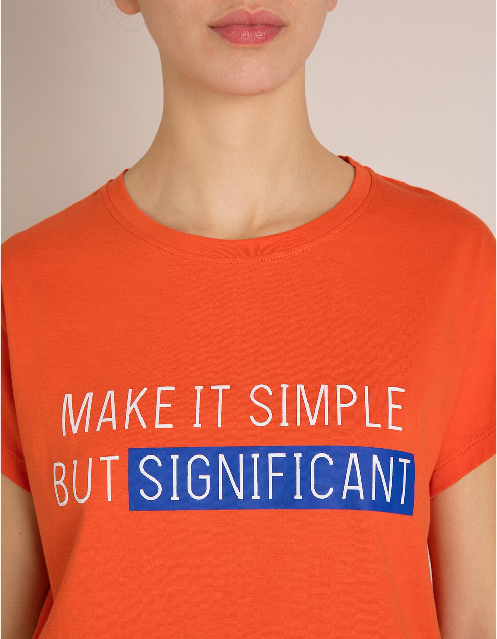 T-Shirt Make It Simple But Significant