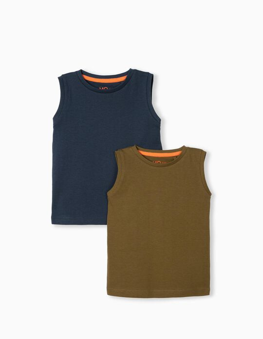 2 Tank Tops, for Baby Boys
