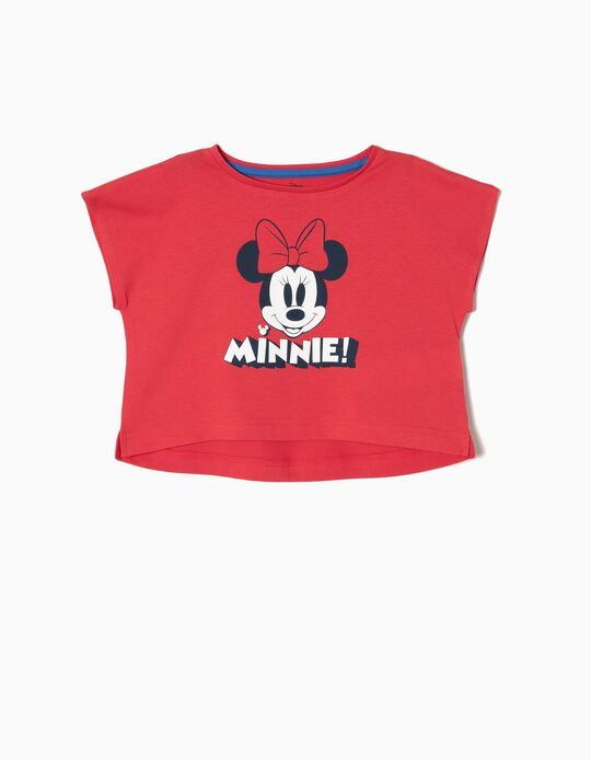 Top Curto Minnie