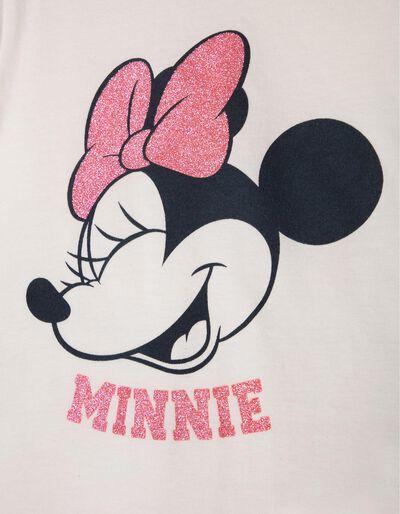 Conjunto T-shirt e Calções Minnie