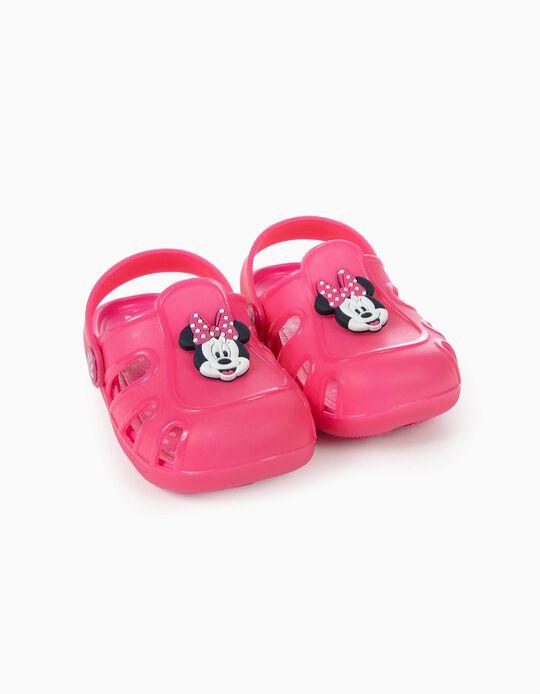 Sandálias para Bebé Menina 'Minnie', Rosa