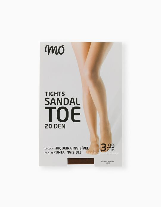 Sandal Toe Tights