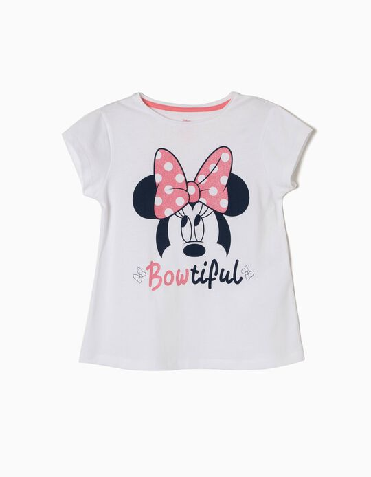 T-shirt Minnie