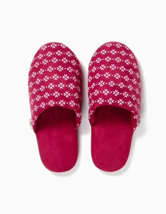 Bedroom Slippers, Christmas Stars
