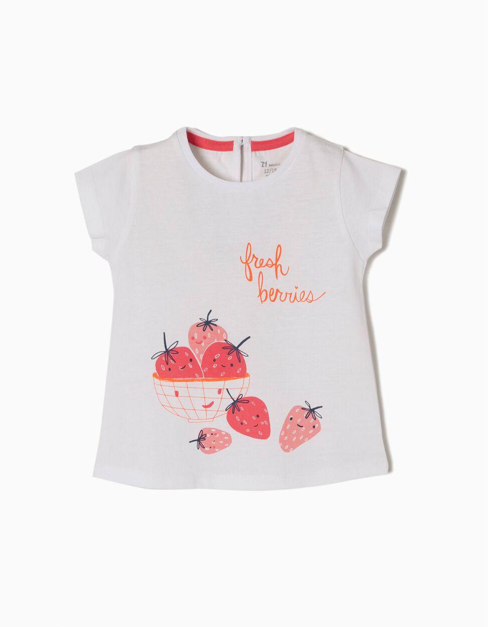 T-shirt Estampada Berries
