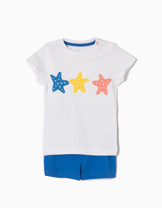 Conjunto Pijama Estrela do Mar
