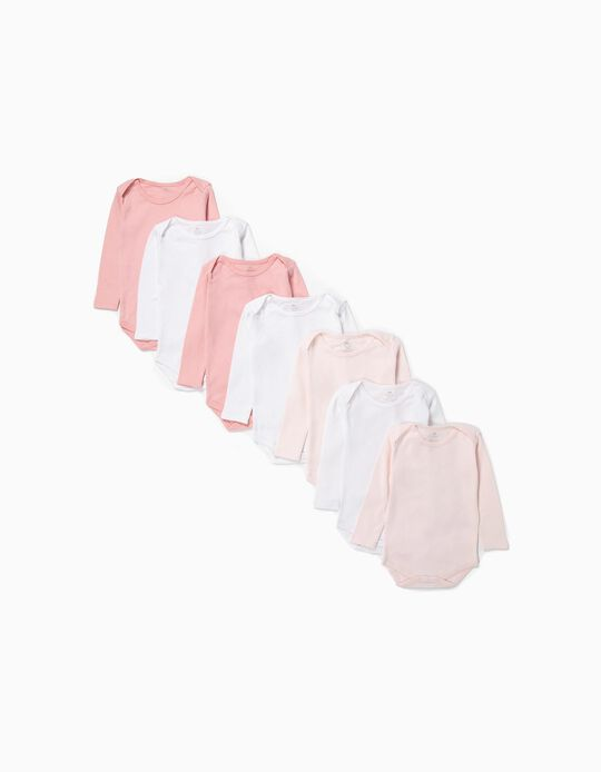 Plain Bodysuits, pack of 3