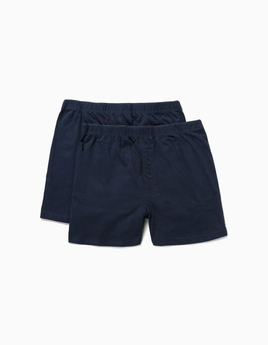 Pack of 2 Boxer Shorts