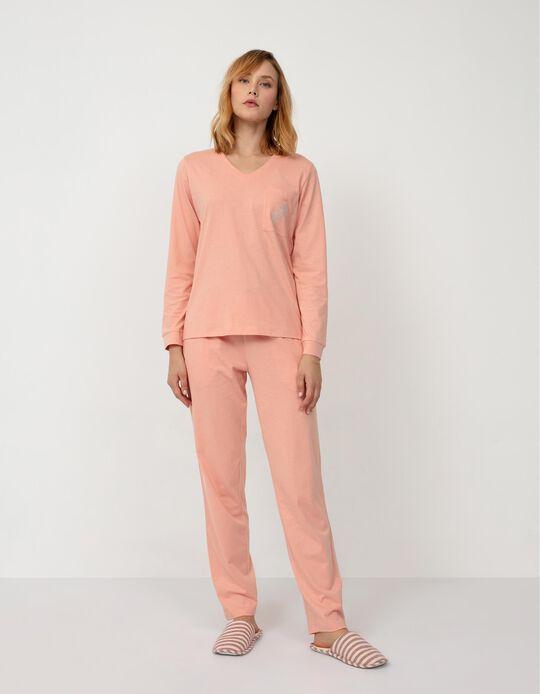 Pyjamas for Women, Coral