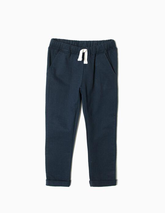 Jersey Knit Fabric Trousers