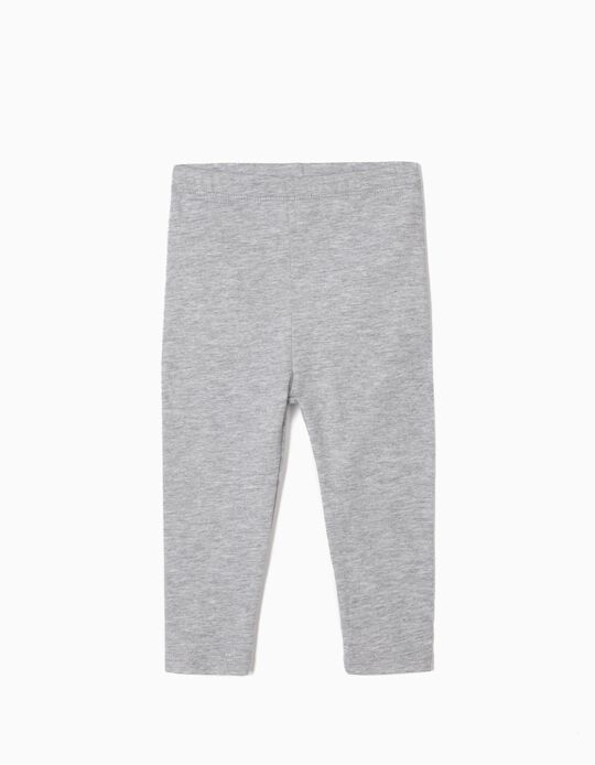 Basic Leggings, for Baby Girls